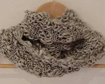Thick and Thin Cotton cowl