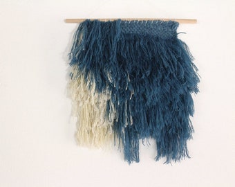 Tissage contemporain COLOR BLOCK / Tapestry / handwoven / wall weaving /