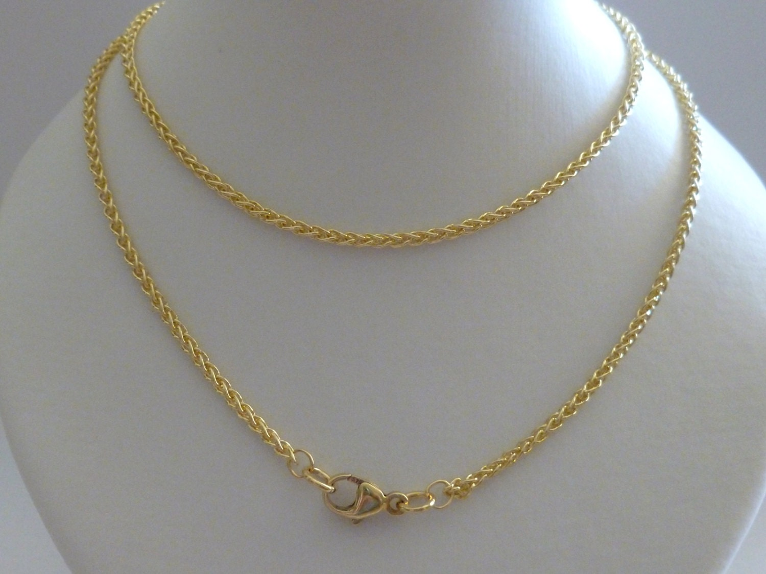 in name necklace necklaces plate gold p sterling silver with v cursive zales