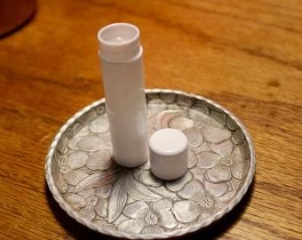Empty lip balm tubes
