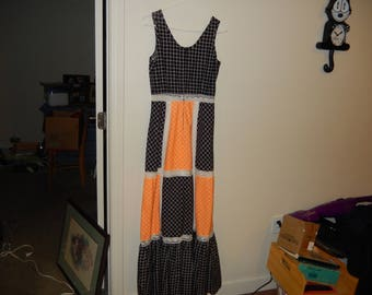 Sun Dress - Size 40 European - Brand is URNICHON of Nice France