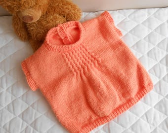 tunic baby 3-6 months