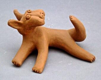 Whimsical Dog Sculpture, Dakin
