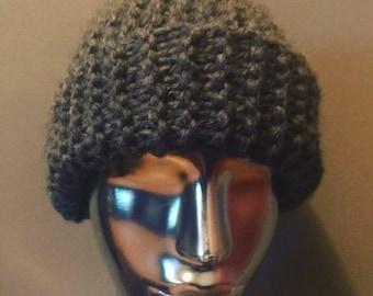 Hand-knitted Beanie