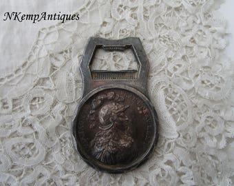 Vintage opener bottle