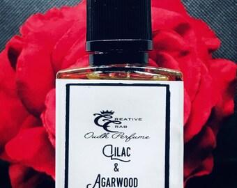 Lilac perfume oil, Oud perfume, Oud Oil, Oudh