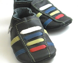 SALE -50%,Baby Shoes,Ebooba,Soft Sole,Crib Shoes,Baby Slippers,Lauflernschuhe,Moccs,Baby Moccasins,Sport Baby Shoes,Kids Shoes,SP-30-B-M-3