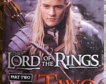 The Lord of The Rings Part Two, The Two Towers by J.R.R. Tolkien