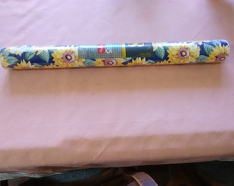 Vintage 1994 Rubbermaid Contact Paper/Unopened/Daisy Flowers