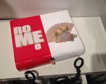 Romeo cigar box purse