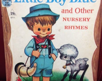 Little Boy Blue and Other Nursery Rhymes