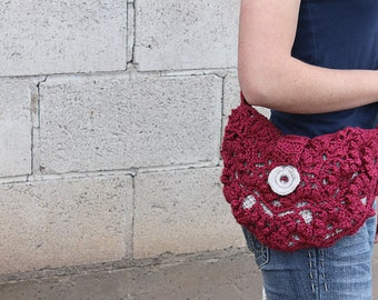 Instant Download - CROCHET PATTERN PDF Zoe Purse - Permission To Sell Finished Items
