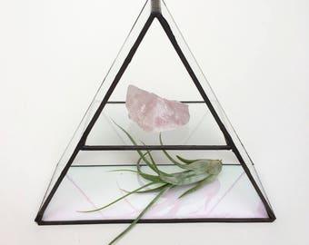 Glass jewellery stand/ display stand/ jewellery display/ display