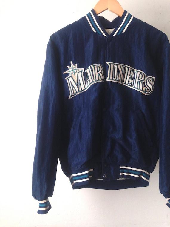 coat made in KEN size MARINERS 90s jr GRIFFEY jacket starter Seattle usa vintage medium era the nOfPAxpWWw
