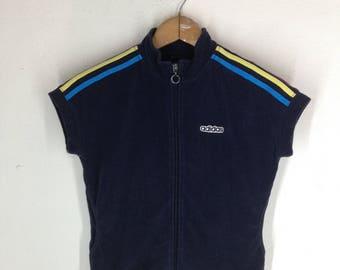 Vintage Adidas Short Sleeve Sweatshirt