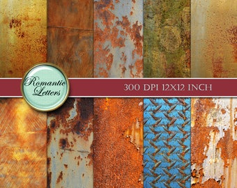 Digital Rust texture digital photography background digital industrial backdrop digital Steampunk texture rust rusted metal grunge texture