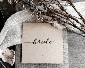 Wedding Place Cards, Napkin Place Cards, Wedding Napkin Place Cards, Place Cards, Rustic Place Cards, Calligraphy Place Cards