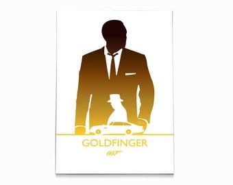 James Bond - Goldfinger - Digital Download