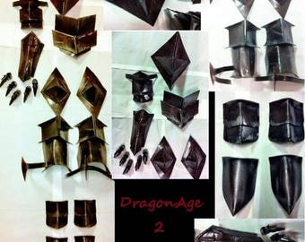 Dragon Age 2 : complete armor cosplay costume