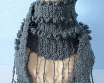 The Regensburg Scarf - PDF Crochet Pattern