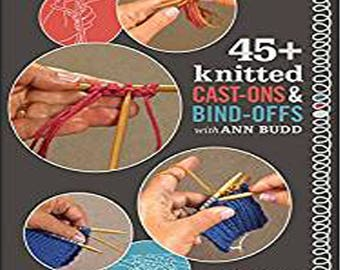 Learn 45+ knitted cast-ons and bind-offs with Ann Budd's knitting video workshop