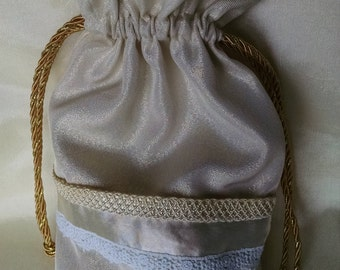Victorian Edwardian reticule handbag