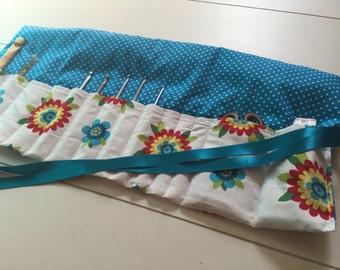 Crochet roll (flower)