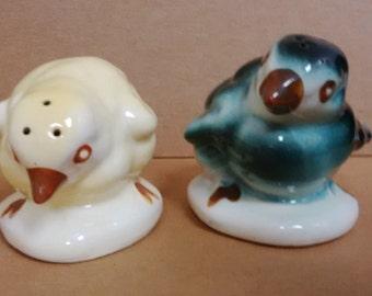 Salt and Pepper Shaker - Baby Chicks