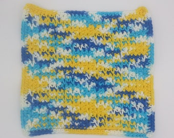 READY to ship: cloth, dish cloth, household linen, rag - large size - Sail Away (1 item)
