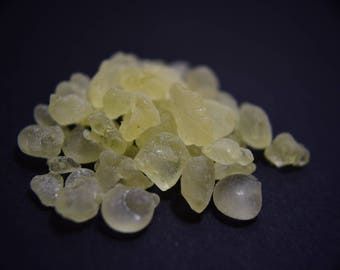 Mastic Gum Organic, Chios Masticha Gum, Natural Chewing Gum From Chios Greece 10gr (0,35oz) or 20gr (70oz)