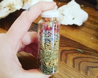 Herbal Self Love Spell Jar