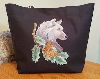 Abbey Tote Style Handbag