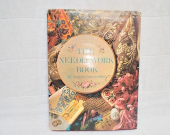 Needlework Book by Wanda PassaDore