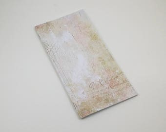 Fauxdori Traveler's Notebook Size Insert Forgotten Meadows