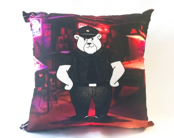 The Polar Bear Pillow