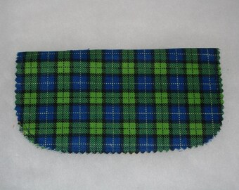 Checkbook Cover Great Gift John Deere Plaid and Four Seasons Free shipping within US