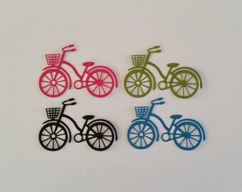 Bicycle Die Cuts