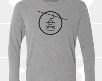 Gondola - Unisex Long Sleeve Shirt