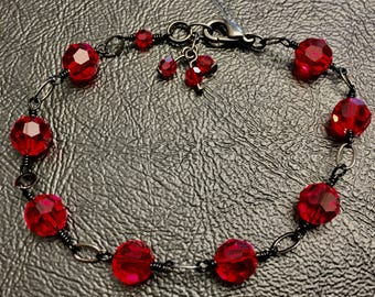 Embers of Intensity Bracelet