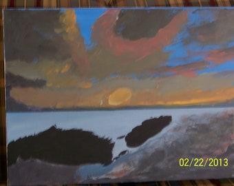 Stormy Skies 3630
