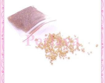 caramel brown micro REF578X3 30grs