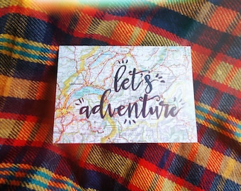 CARD - Let's Adventure