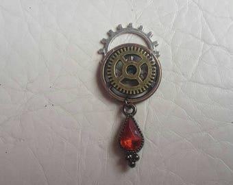 Steampunk jewelry/ vampire jewelry