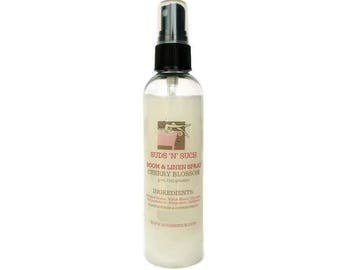 Cherry Blossom Air Freshener - Room and Linen Spray - Floral Scent - Phthalate Free Fragrance Oil - Car Freshener - Bathroom Spray