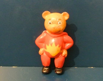SuperTed Pencil Topper 1980s Very rare item