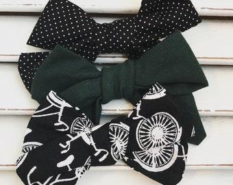 Bicycle bow bundle