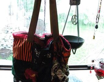 Dark Bohemian Bag
