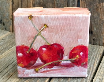 Lil Red Cherries