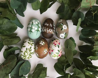 Neutral Easter Eggs