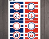 PRINTABLE blank nautical ...